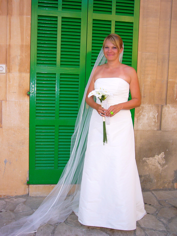 die Braut, Mallorca